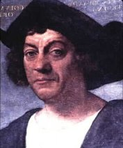 Explorer Christopher Columbus