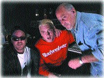 Jeff Bass, Eminem and Mark Bass
