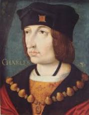 French King Charles VIII