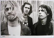 Nirvana - Lead singer Kurt Cobain (1967-1994)
