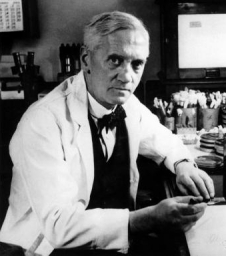 Sir Alexander Fleming(1881-1955) - Biologist, Pharmacologist, Botanist. 1945 Nobel Prize Recipient in Physiology or Medicine