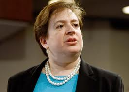 U. S. Supreme Court Justice Elena Kagan