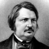 Honore de Balzac (1799-1850) - French novelist and playwright