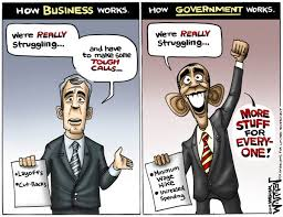 business vs. govt