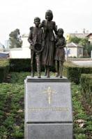 Widow and children memorial