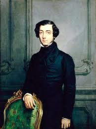 Alexis de Tocqueville (1805-1858) French political thinker and historian