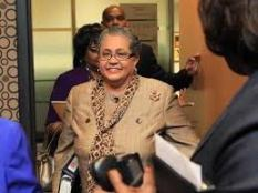 Dr. Beverly Hall - former Superintendent of Atlanta Schools