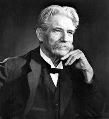 Dr. Albert Schweitzer - Lutheran missionary to Africa, theologian, philosopher, physician and musician.