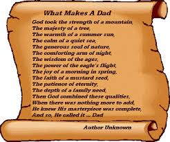 Essay on fathers love