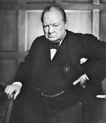 Winston Churchill (1874-1965) - Prime Minister of United Kingdom