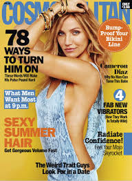 Cosmopolitan and Cameron Diaz - Perfect Together