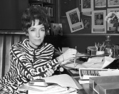 Helen Gurley Brown - Editor-in-Chief of Cosmopolitan Magazine from 1964 to 1996.