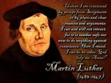 Quote: Martin Luther on Positive Powerful Prayer