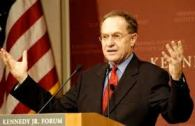 Alan Dershowitz - Famed Defense Attorney for Patty Hearst, Mike Tyson, Claus von Bulow, Jim Bakker and OJ Simpson.