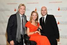 Ashley Fisher for the Christopher Reeve Foundation