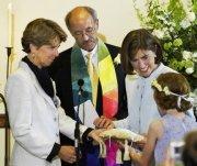 lesbian wedding church 2