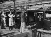 auto factory workers