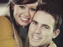 Juliann and Andrew Ashcraft
