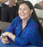 "Diana Gabaldon - American Author of ""Outlanders"""