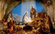 Jesus' birthday