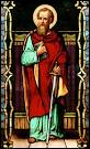 St. Paul the Apostle - 5 AD-67 AD - 14 of 27 books of New Testament are attributed to him.
