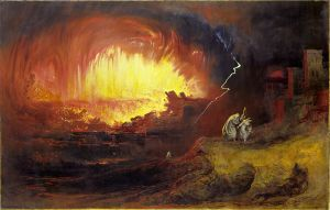 The Destruction of Sodom