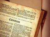 The Sacrament of Marriage – Bible – 1 Corinthians11:3