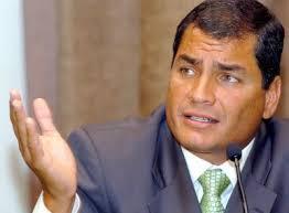 Rafael Correa, 50 - President of Ecuador