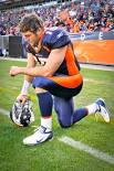 Tim Tebow - Tebowing
