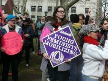 college feminists