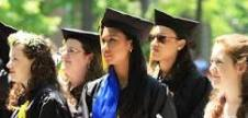 female college graduates