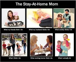Stay-at-home mom 2