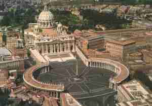 Vatican in Rome