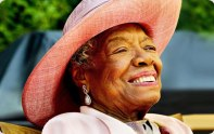 Maya Angelou, 86 - American Author and Poet