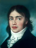 Samuel Taylor Coleridge (1722-1834) - English Poet, Philosopher and Literary Critic. He wrote The Rime of the Ancient Mariner