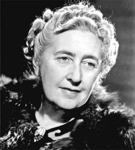 Agatha Christie (1890-1976) - English Crime Novelist, short Story Writer and Playwright