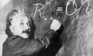 Albert Einstein (1879-1955) - Theoretical Physicist - Developed Theory of Relativity