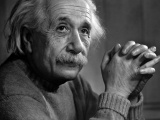 Quote: Albert Einstein on Fat is Fatal