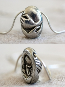 These pro-life pendants are sold through Designed Forevermore to raise funds for Christine's Place
