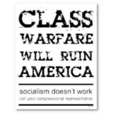 Short Essay – Class Warfare? Rich vs. Poor? Are We Really That Different from One Another?