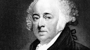 John Adams (1725-1826) -  Incredibly both He and Thomas Jefferson Died within 10 Hours of Each Other on July 4th 1826.