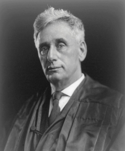 Louis Brandeis (1856-1941) - United States Supreme Court Justice from 1916 to 1939