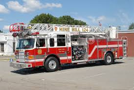 Mine Hill Township Fire Truck