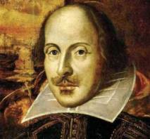 William Shakespeare (1564-1616) - English Playwright, Poet and Actor