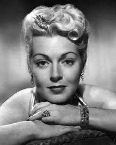 Lana Turner - (1921-1995) - American Film and Television Actress