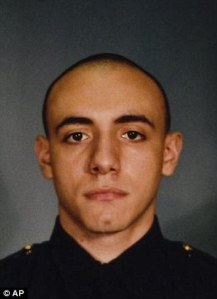Officer Melvin Santiago