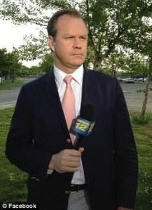Sean Bergin, 44 - Former New Jersey News 12-TV  Freelance Reporter