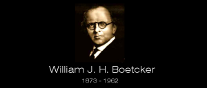 William J. H.  1Boetcker