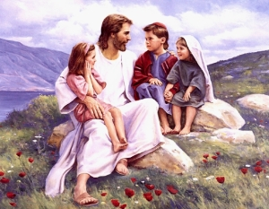Jesus loved children