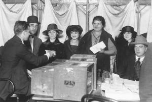 1920 - Women Voting